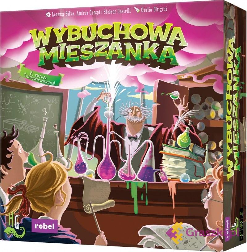 Wybuchowa Mieszanka (druga edycja) | Rebel